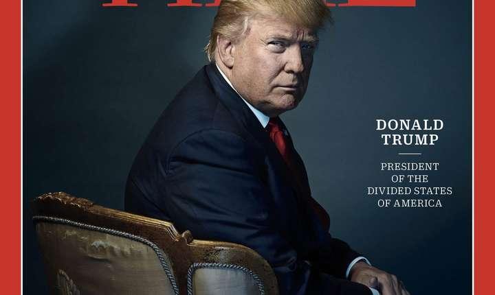 """Trump a fost numit în 2016 """"Preşedintele Statelor Divizate ale Americii"""""""