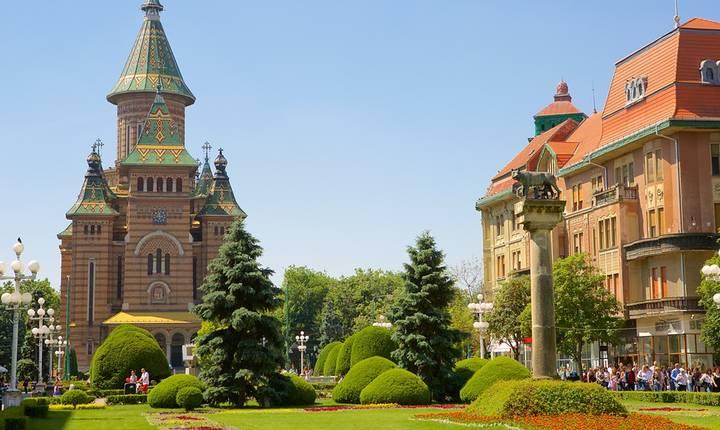 Timisoara va fi capitala culturala a Europei in 2021