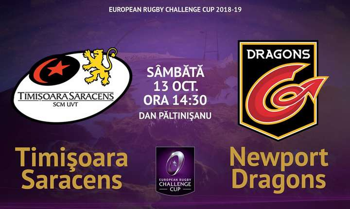 Timișoara Saracens - Dragons