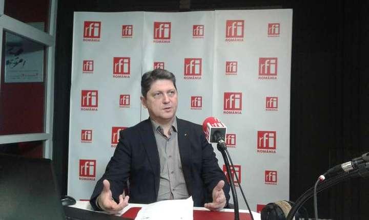 Fostul ministru de Externe Titus Corlățean, actual șef al delegației Parlamentului României la Adunarea Parlamentară a Consiliului Europei