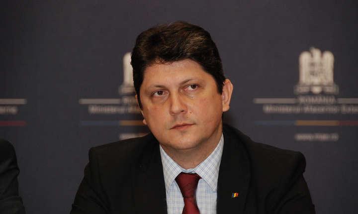 Senatorul PSD Titus Corlăţean (Sursa foto: www.tituscorlatean.ro)