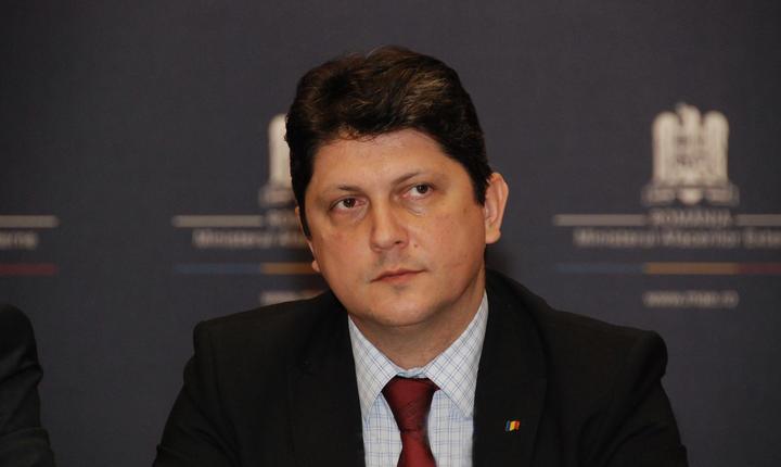 Titus Corlăţean, preşedintele comisiei speciale a Parlamentului pentru aderarea României la Schengen