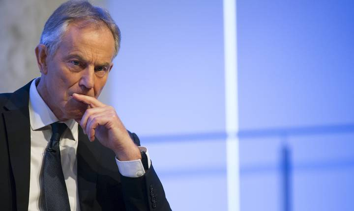 Fostul premier britanic, Tony Blair (Foto: Reuters/Brendan McDermid)