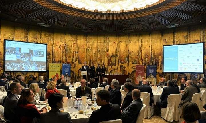 Topul firmelor CCIB 2017