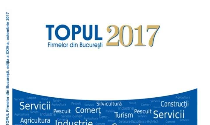 Topul Firmelor din București 2017