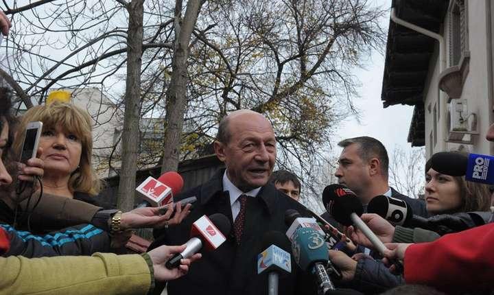 Traian Băsescu: SUA au dat mat Rusiei în Siria (Sursa foto: Facebook/Traian Băsescu)