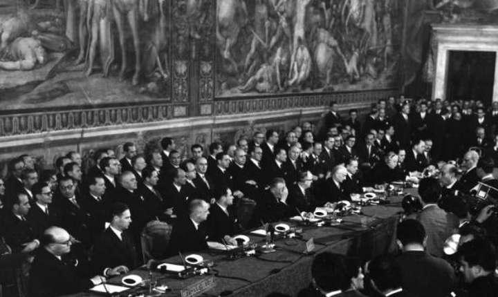 Semnarea Tratatului de la Roma în urma cu 60 de ani