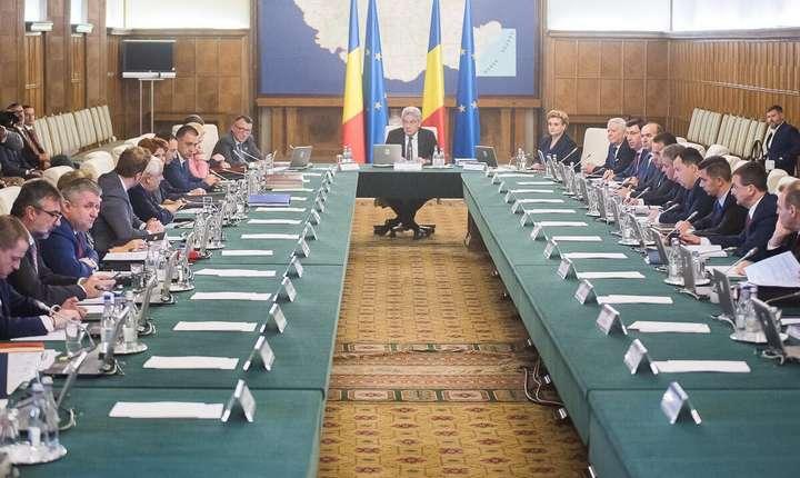 Guvernul a decretat trei zile de doliu naţional (Sursa foto: site Guvern/arhivă)
