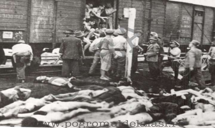 Trenurile morții, iulie 1941