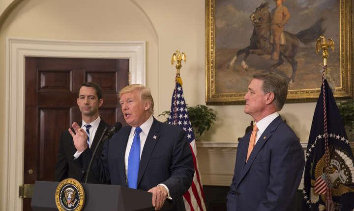 Donald Trump a anunțat retragerea Statelor Unite din acordul ce vizează limitarea încălzirii climatice