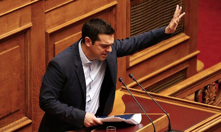 Alexis Tsipras e de un an în fruntea guvernului de la Atena