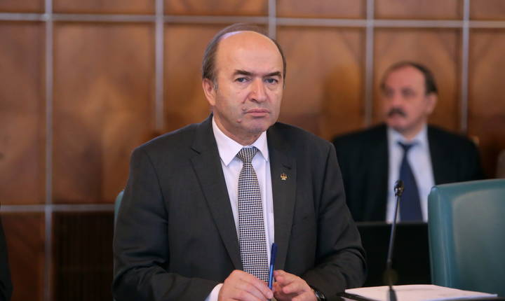 PSD i-a retras sprijinul politic lui Tudorel Toader (Sursa foto: gov.ro)