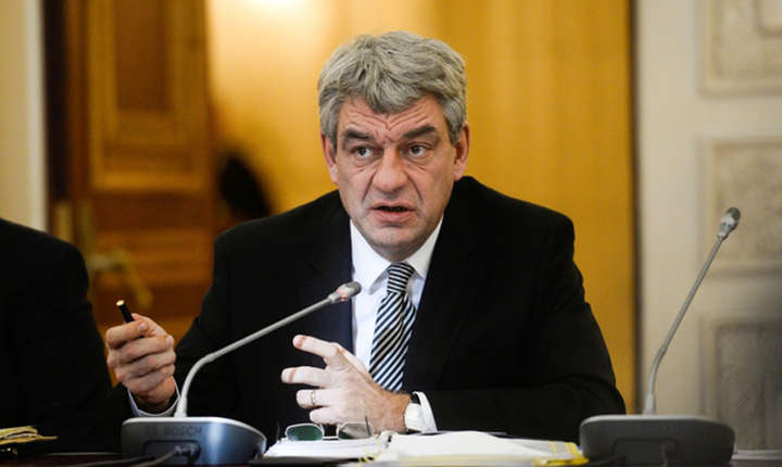Conducerea PSD lucreaza la lista cu ministrii care vor face parte din Guvernul Tudose