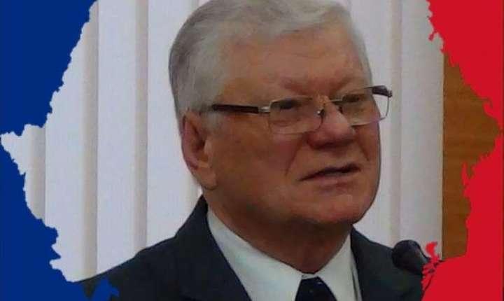 Scriitorul Andrei Țurcanu a fost deputat în primul Parlament al R.Moldova