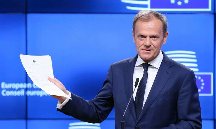 Unii dintre prietenii mei britanici m-au întrebat dacă este posibil să revină asupra Brexit-ului - Donald Tusk