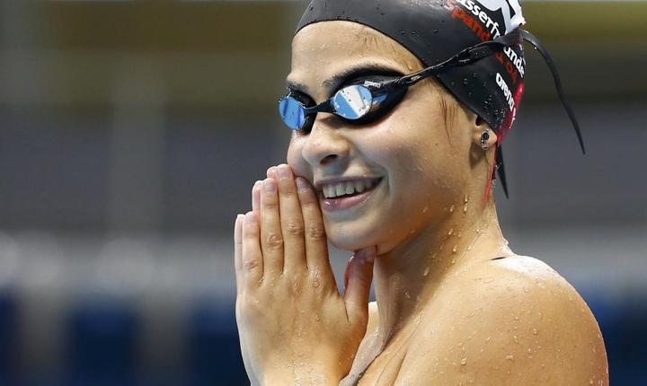 Televiziunea publicà ungarà a trecut sub tàcere victoria în calificàri a înotàtoarei Yusra Mardin, membrà a echipei olimpice a refugiatilor