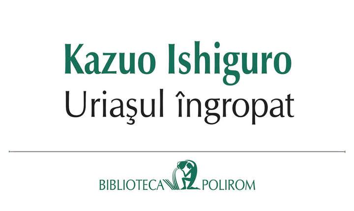 Concurs: Uriasul ingropat, carte la RFi. Fragment din coperta