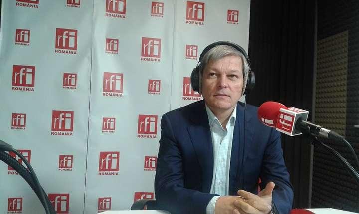 Dacian Cioloş anunţă înfiinţarea unui partid desprins din platforma România 100 (Foto: arhivă RFI)
