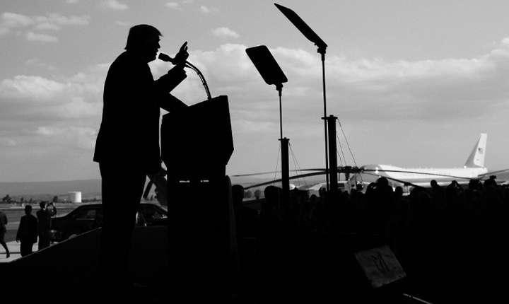 Donald Trump va anunţa săptămâna aceasta dacă retrage SUA din acordul climatic de la Paris (Foto: AFP/Mandel Ngan)