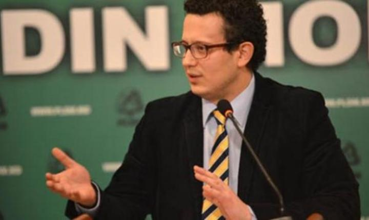 Vicepreşedintele PLDM, Vadim Pistrinciuc