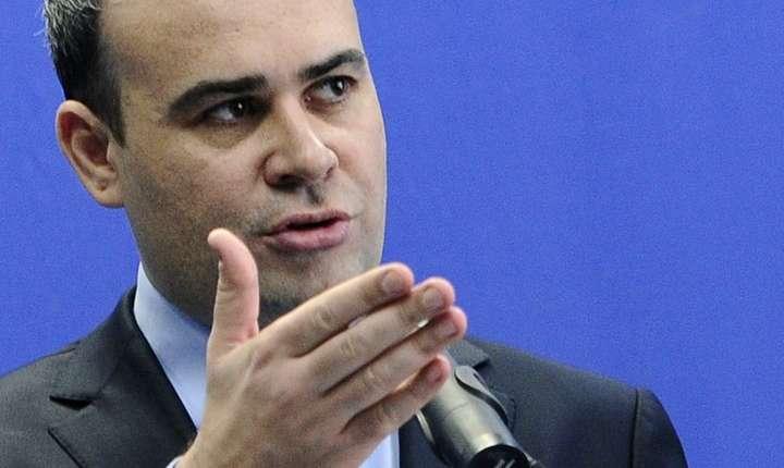 Darius Vâlcov este fost ministru de Finanţe în guvernul Ponta