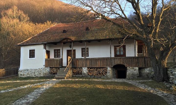 Casa de Oaspeți a Prințului de Wales din Valea Zălanului