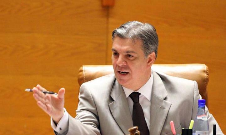 Preşedintele Camerei Deputaţilor, Valeriu Zgonea