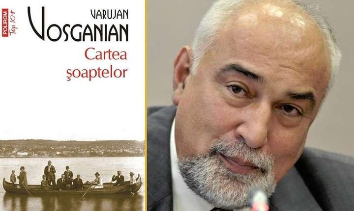 Cartea şoaptelor, de Varujan Vosganian