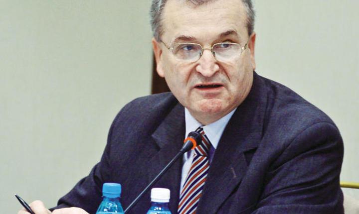 Vasile Puşcaş, fost negociator-şef al României cu UE
