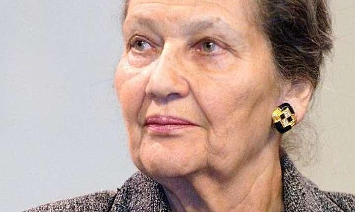 Simone Veil în 2008