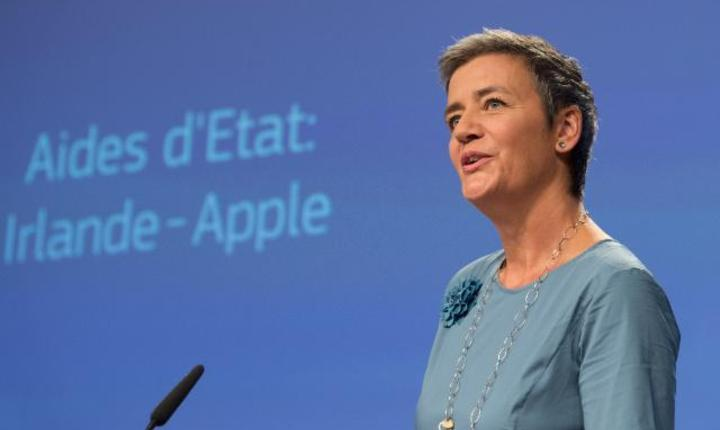 Margrethe Vestager, comisar european al concurentei