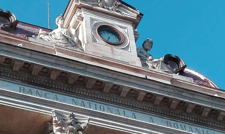 BNR anunţă un nou record negativ pentru moneda naţională (Foto: RFI/Cosmin Ruscior)