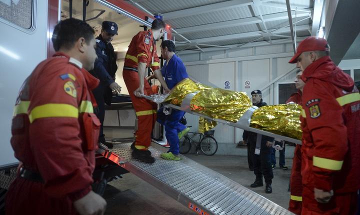 Ultimul bilanţ al incendiului de vineri seară din Club Colectiv arată 27 de persoane decedate şi alte 146 rănite