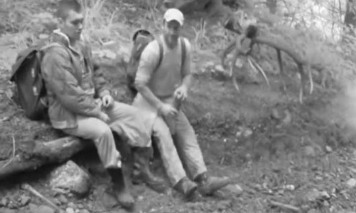 Presupuşi braconieri, filmaţi de WWF România