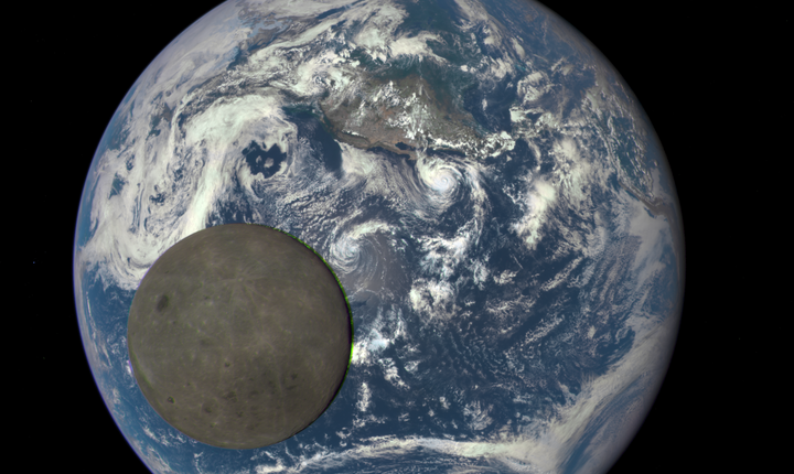 Foto: NASA/NOAA