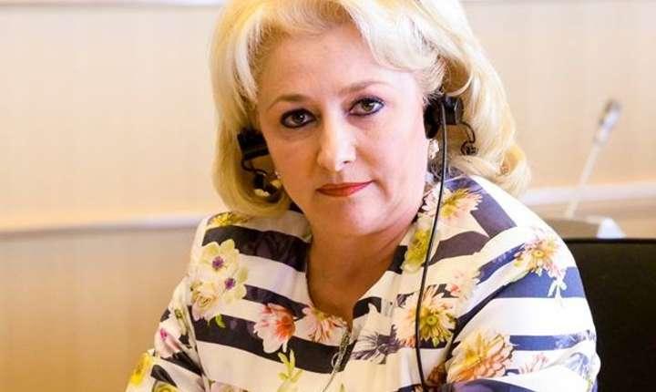 Viorica Dăncilă este eurodeputat la al doilea mandat și este considerată o apropiată a liderului PSD Liviu Dragnea