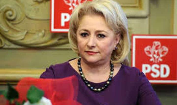 Europarlamentarul Viorica Dăncilă este propunerea PSD pentru funcţia de premier