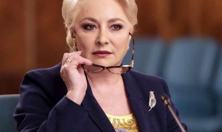Viorica Dăncilă vrea să fie președintele României (Sursa foto: Facebook/Viorica Dăncilă)