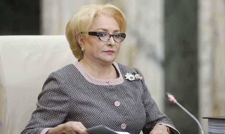Premierul Viorica Dăncilă anunţă o posibilă OUG pentru Codurile Penale (Sursa foto: gov.ro)