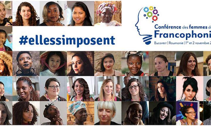 Conferința femeilor francofone în România