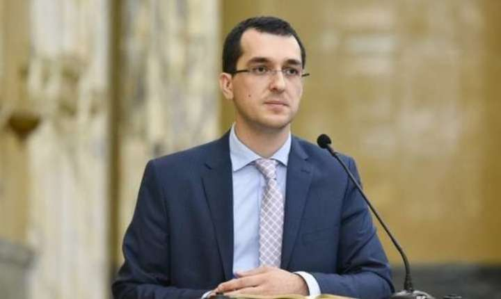 """Fostul ministru al Sănătății Vlad Vociulescu declară la RFI că Alianța USR-PLUS este deschisă pentru noi membri """"care să pună mâna la reconstrucția țării ăsteia""""."""