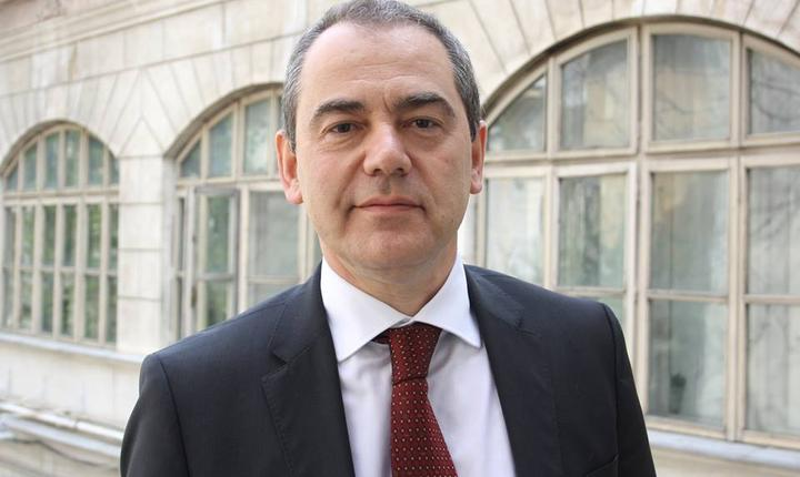 Vlad Alexandrescu, fost ministru al Culturii, candidat al USR la Senat (Sursa foto: Facebook/Vlad Alexandrescu)
