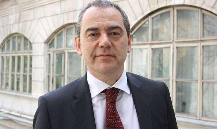 Vlad Alexandrescu: Sesizările USR la CCR nu sunt ieşite din termen (Sursa foto: Facebook/Vlad Alexandrescu)