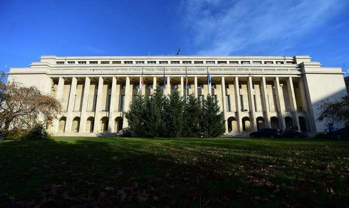 Remaniere sau restructurare, la Palatul Victoria? (Sursa foto: gov.ro)