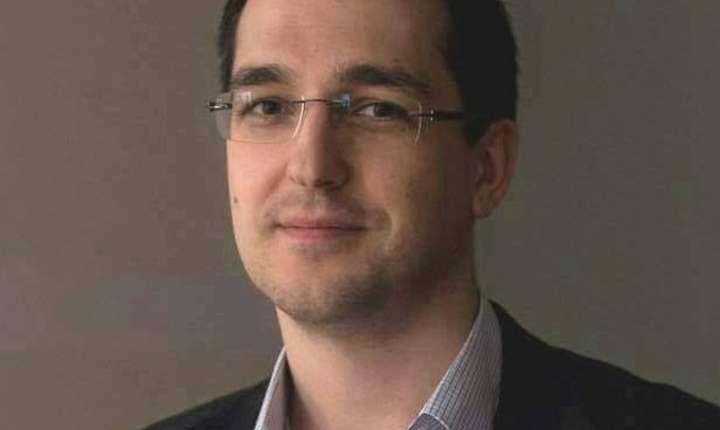 Fostul Ministru al Sănătății, Vlad Voiculescu
