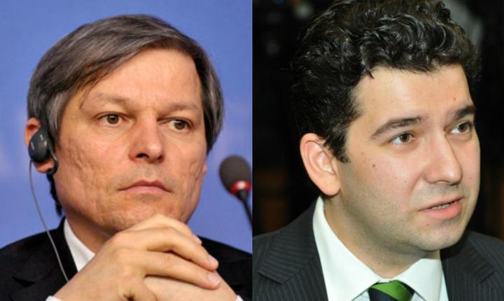 Dacian Cioloş şi Liviu Voinea sunt numele vehiculate pentru postul de premier desemnat
