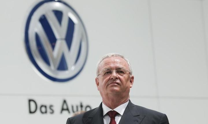 Martin Winterkorn, directorul executiv Volkswagen