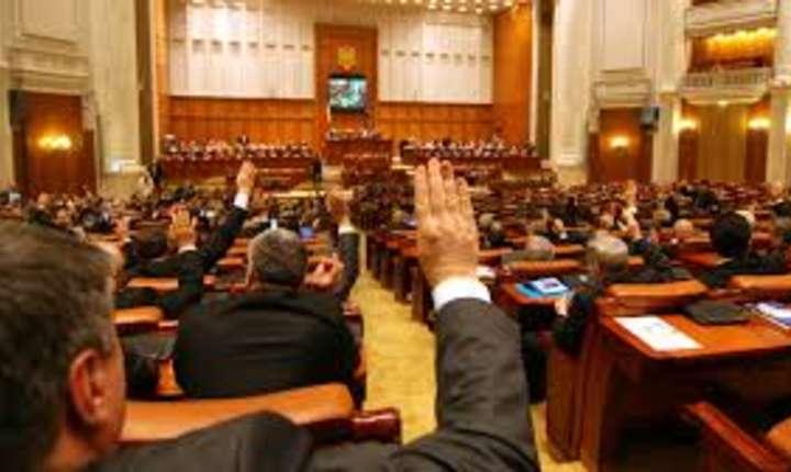 Ordonanţa 14, adoptată marti de plenul Senatului