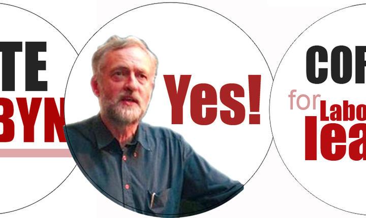 Jeremy Corbyn e sprijinit de comuniști