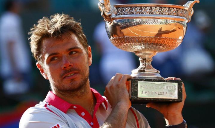Elvetianul Stan Wawrinka învingàtor la Roland Garros în 2015